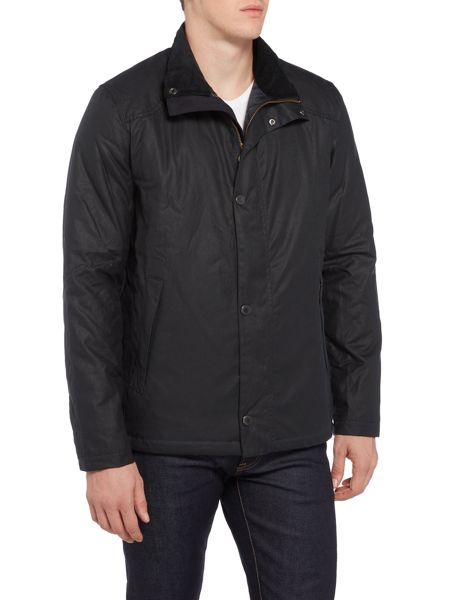 Barbour Nautical blouson waxed jacket