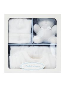 Polo Ralph Lauren Unisex Gift Box 3 Piece