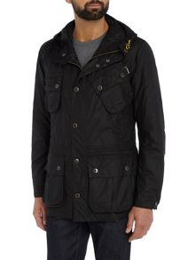 Barbour Fog parka coat