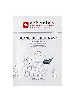 Brightening Shot Mask
