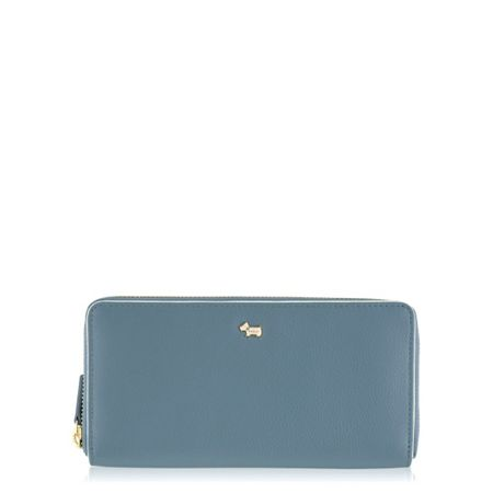 Radley Blair large zip around matinee purse