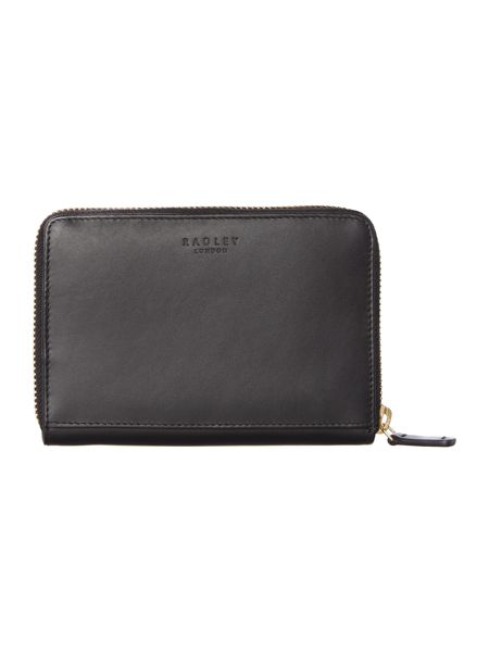 Radley Excuses medium zip around purse