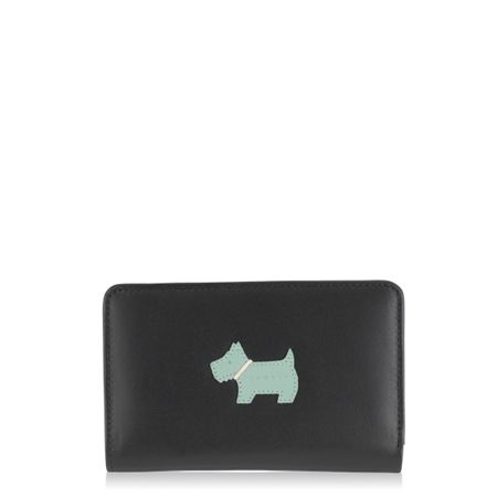 Radley Heritage dog medium zip purse