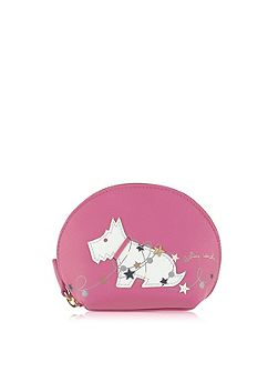 In lights small zip around coin purse