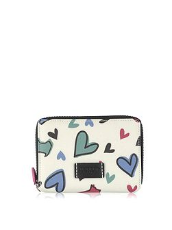 Love me love my dog medium purse