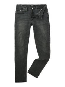 Hugo Boss Charlston extra slim fit grey wash jeans