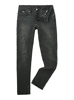 Charlston extra slim fit grey wash jeans