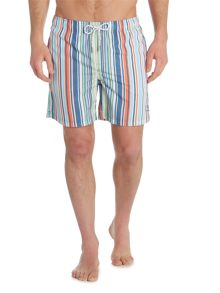 Howick Multistripe Swim Short
