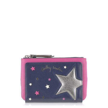 Radley Night shift medium zip purse