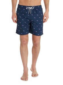 Howick Lobster Print Swim Short