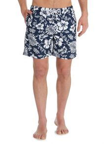 Howick Hawaiian Print Swim Short