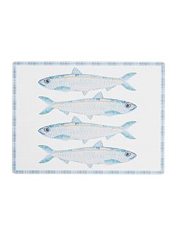 Coast Cork Placemats Set of 4