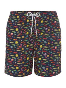 Howick Fish Photographic Swim Short