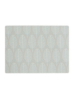 Leaf Placemats Set of 4