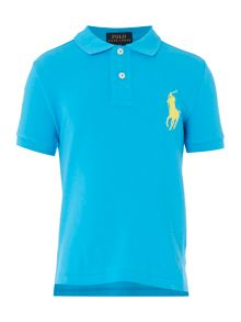 Polo Ralph Lauren Boy`s Polo Short Sleeve