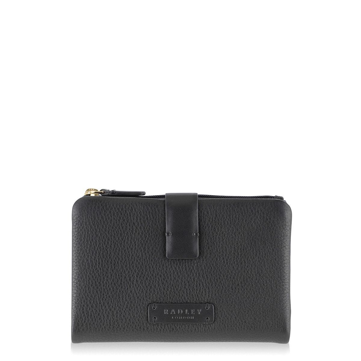 Radley Tetbury medium tab matinee purse Black