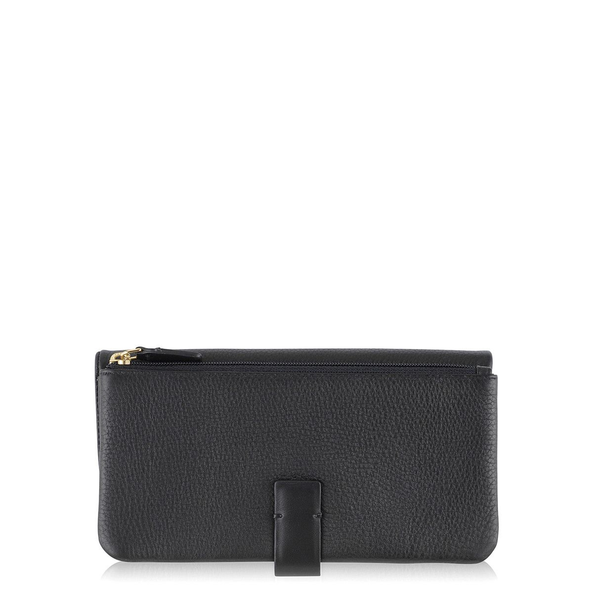 Radley Tetbury large tab matinee purse Black