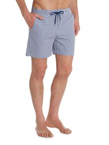 Linea Seersucker Gingham Short