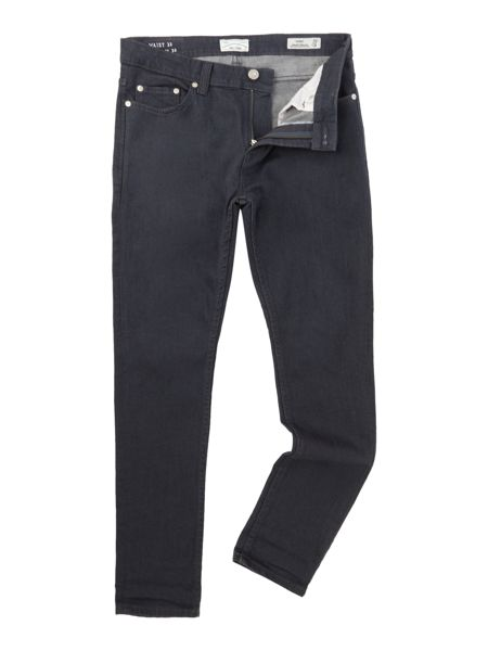 Only & Sons Warp-Fit Straight-Leg Jeans