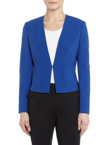 Hugo Boss Longsleeve collarless blazer