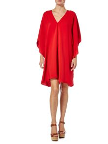 Lauren Ralph Lauren Braedyn Short Sleeve Shirt Dress