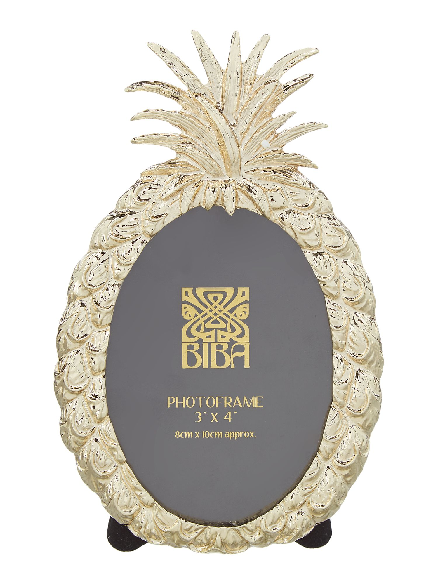 Biba Biba Pineapple photo frame 3x4