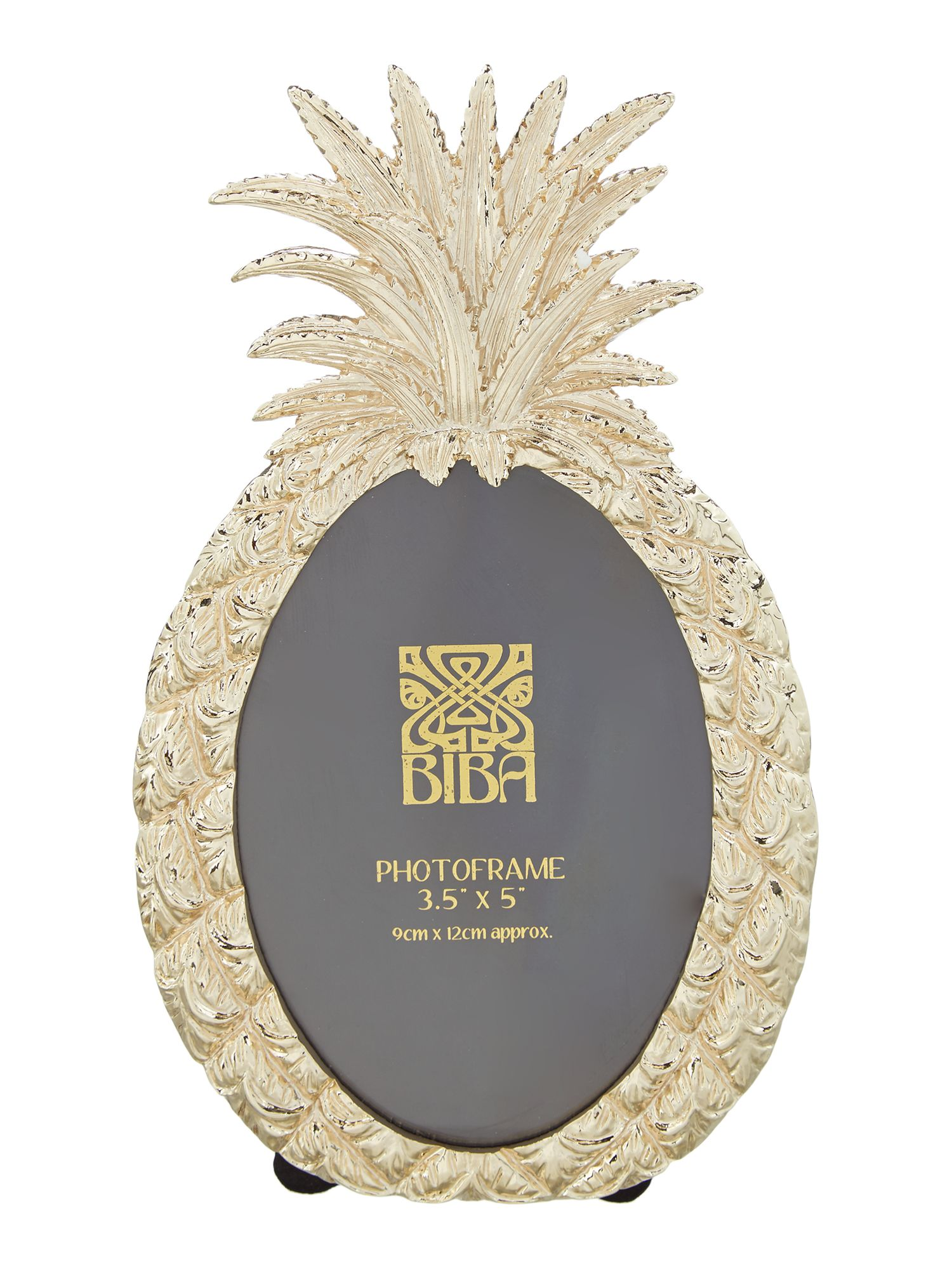 Biba Biba Pineapple photo frame 3x5