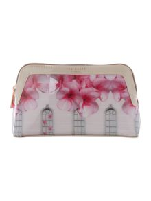 Ted Baker Ayesha window small cosmetic bag