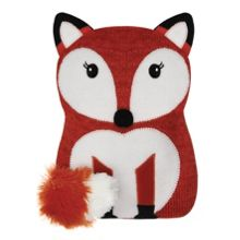 Aroma Home Knitted fox hottie