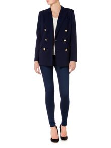 Lauren Ralph Lauren Ryen double breasted blazer