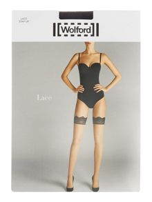 Wolford Lace Stay-Up