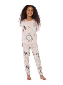 Little Dickins & Jones Girls Ballerina Fairy Pjyama Set
