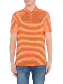 Polo Ralph Lauren Custom Fit Featherweight Stripe Polo