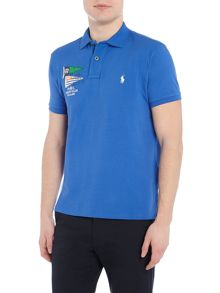 Polo Ralph Lauren Custom Fit Pima Soft Touch Polo