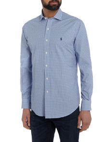 Polo Ralph Lauren Long sleeve gingham shirt