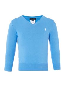 Polo Ralph Lauren Boys Knitted Jumper