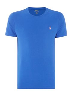 Polo Ralph Lauren Custom-Fit Crew-Neck T-Shirt