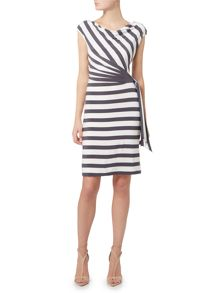Lauren Ralph Lauren Sadira cap sleeve dress