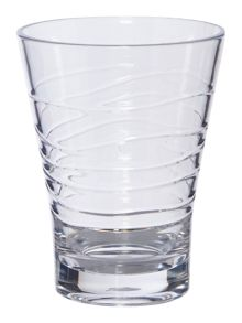 Linea Clear Wave Tumbler