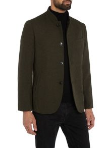 Selected Homme Casual Wool-Mix Blazer