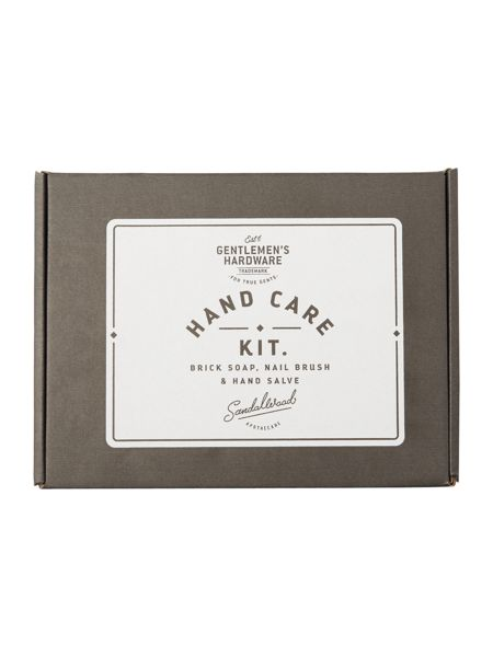 Gentlemen's Hardware Hand Care Kit