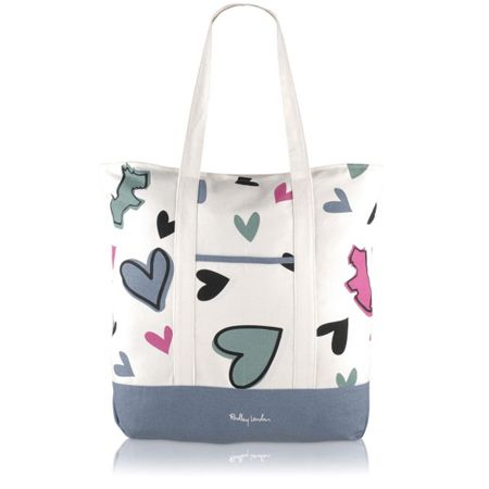 Radley Love me large zip top tote bag
