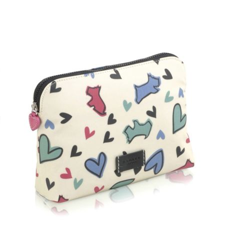 Radley Love me love my dog make up bag