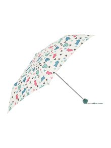 Radley Love my dog mini telescopic umbrella