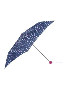 Radley Vintage dog dot telescopic umbrella