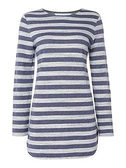 Jersey Striped Tunic