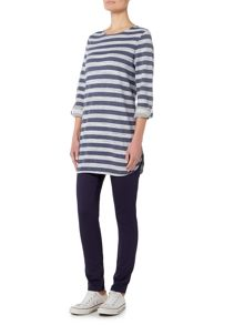 Dickins & Jones Jersey Striped Tunic