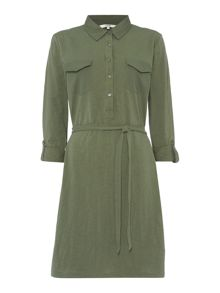 Dickins & Jones Freya Jersey Shirt Dress