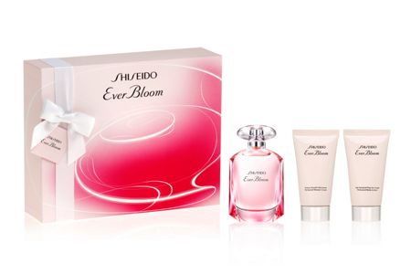 Shiseido Ever Bloom Shower Cream & Body Lotion Kit