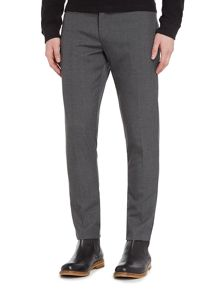 Selected Homme Houndstooth Slim-Fit Trousers